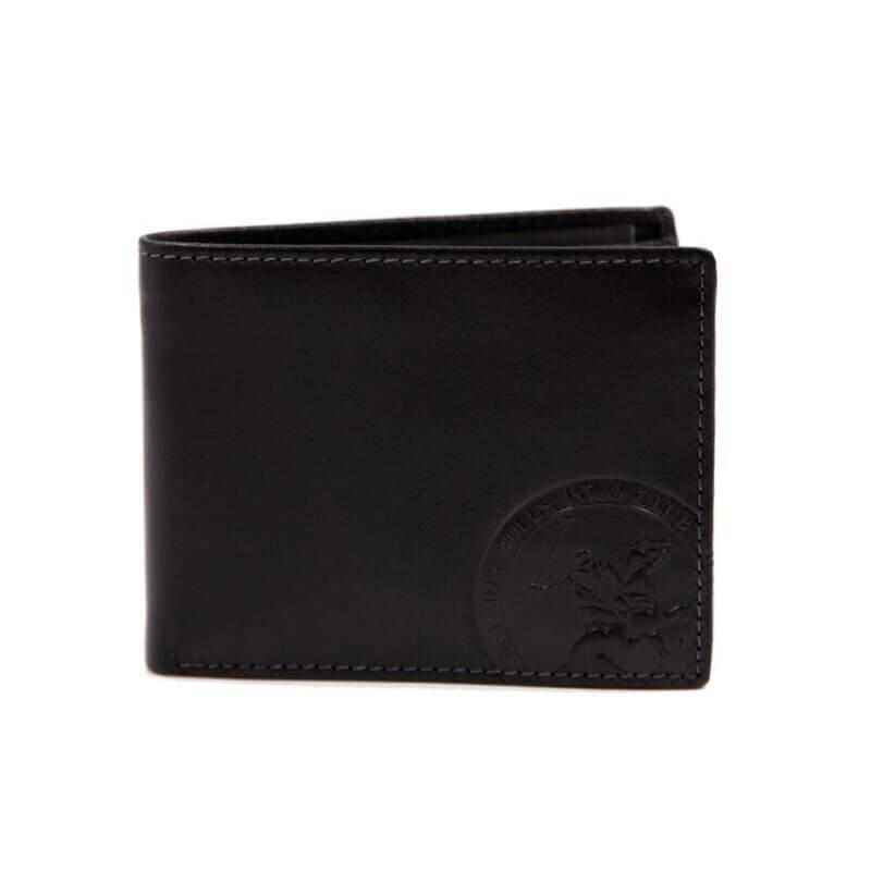 TFA - Ανδρικό πορτοφόλι Polo BH 1192 Nero