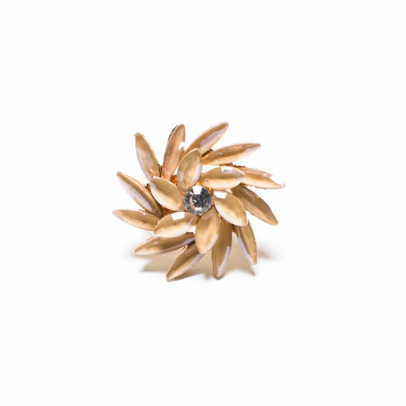 TFA - Χειροποίητο δαχτυλίδι Flower