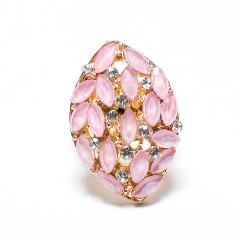 Χειροποίητο Γυναικείο Δαχτυλίδι με πέτρες