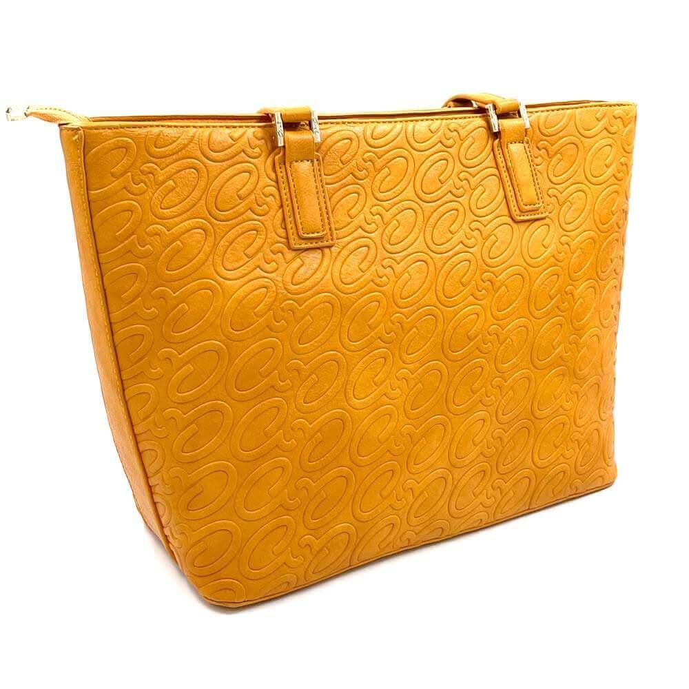 TFA - Τσάντα χειρός AXEL-1010-2433 - κίτρινο