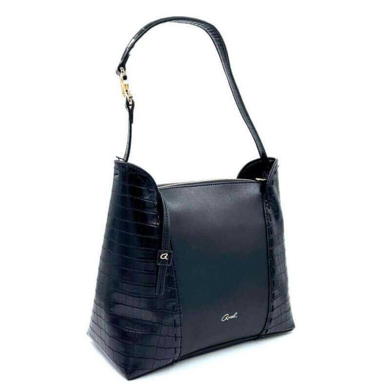 TFA - Τσάντα χειρός AXEL-1010-2448-BLACK