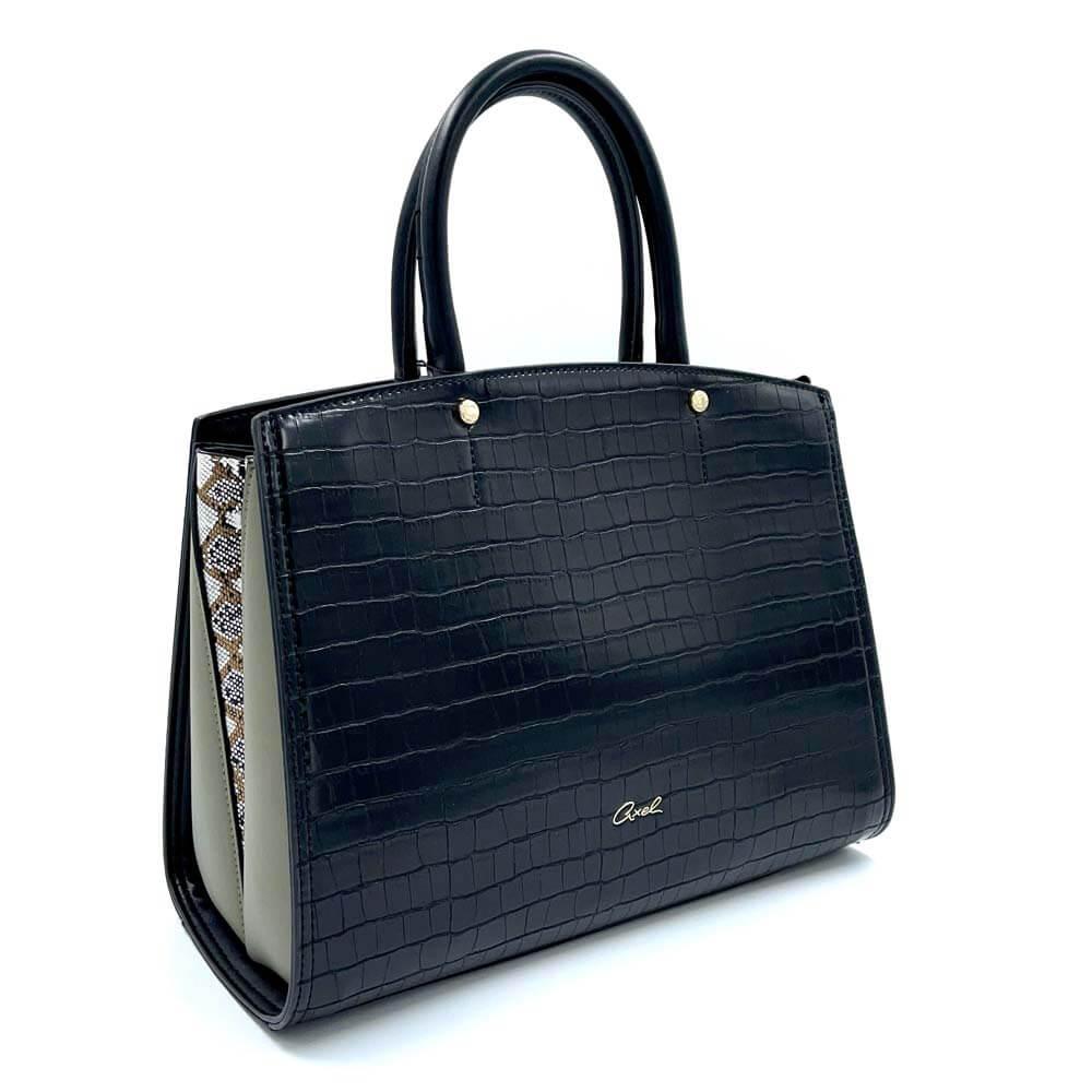 TFA - Τσάντα χειρός AXEL 1010-2472-BLACK