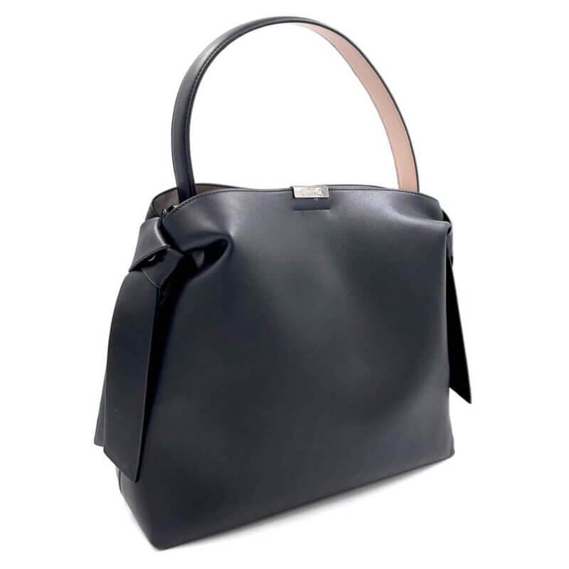 TFA - Τσάντα χειρός AXEL 1010-2476-BLACK