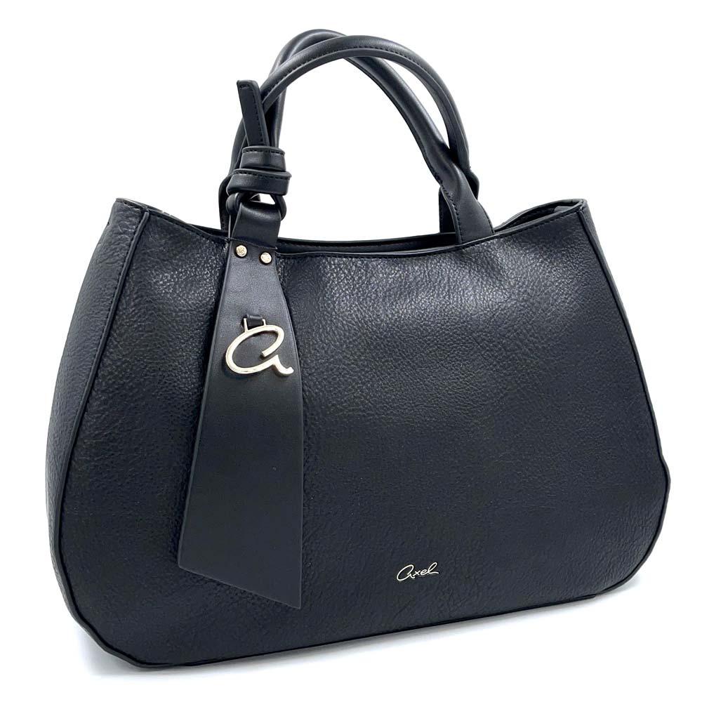 TFA - Τσάντα χειρός AXEL 1010-2482-BLACK