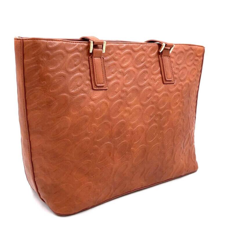 TFA - Τσάντα χειρός AXEL 1010-2485-CAMEL