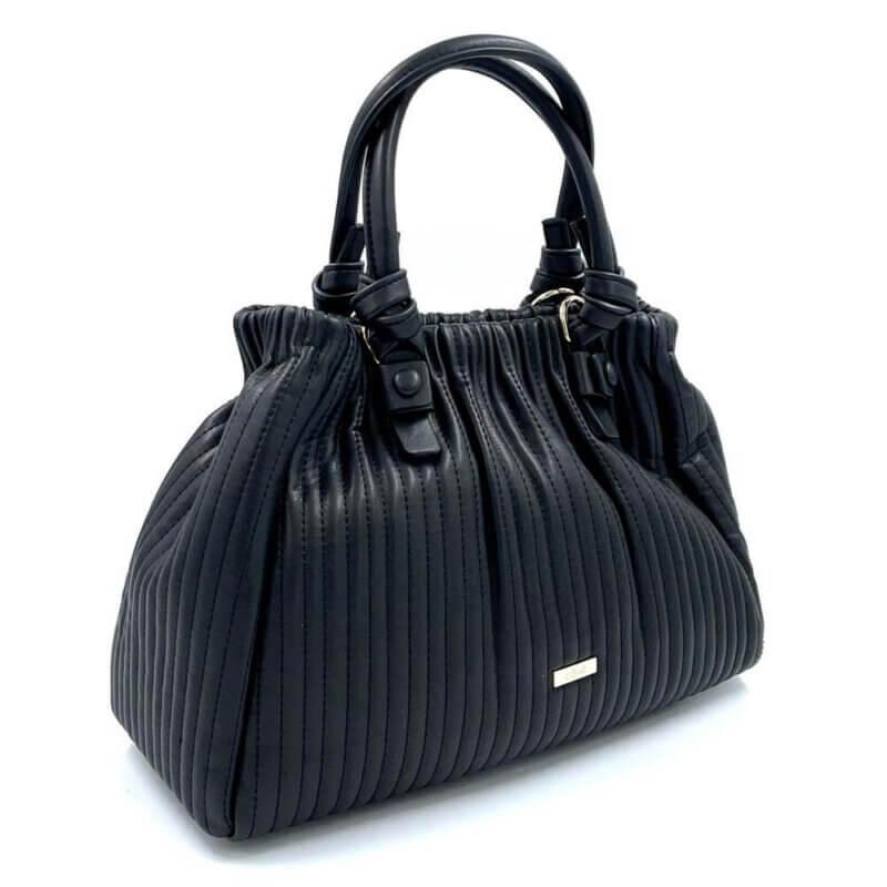 TFA - Τσάντα χειρός AXEL 1010-2495- BLACK