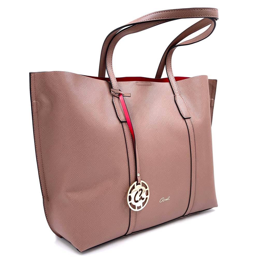 TFA - Τσάντα χειρός AXEL1010-2514-STONE
