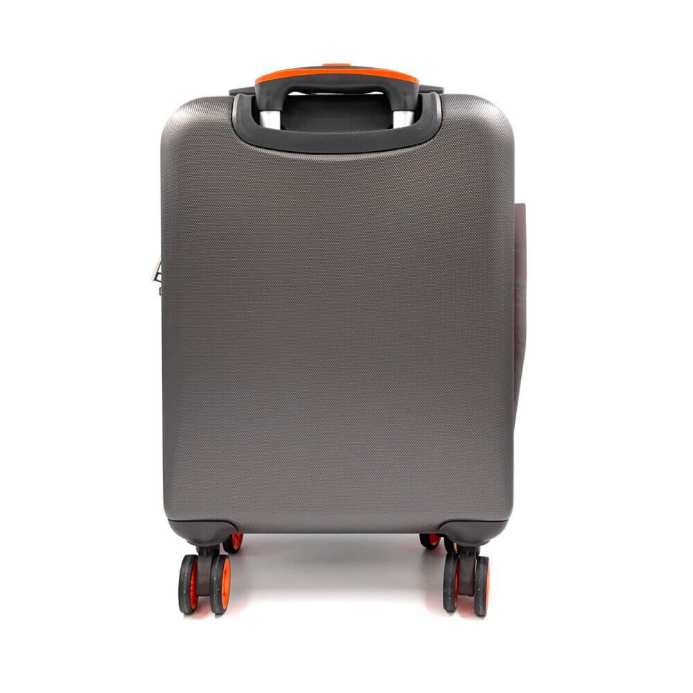 TFA - Βαλίτσα καμπίνας Ανθρακί by Aeronautica Militare