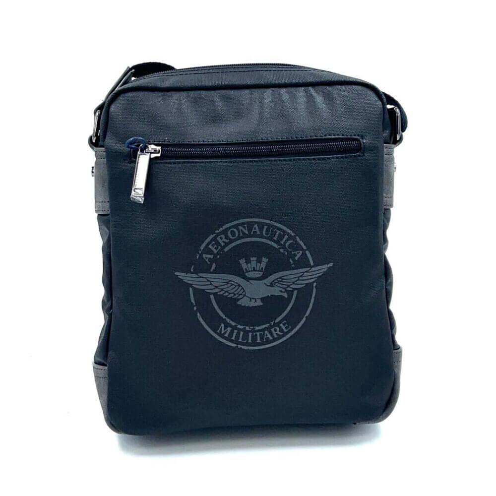 TFA - Crossbody bag Aeronautica Militare 332 Nero