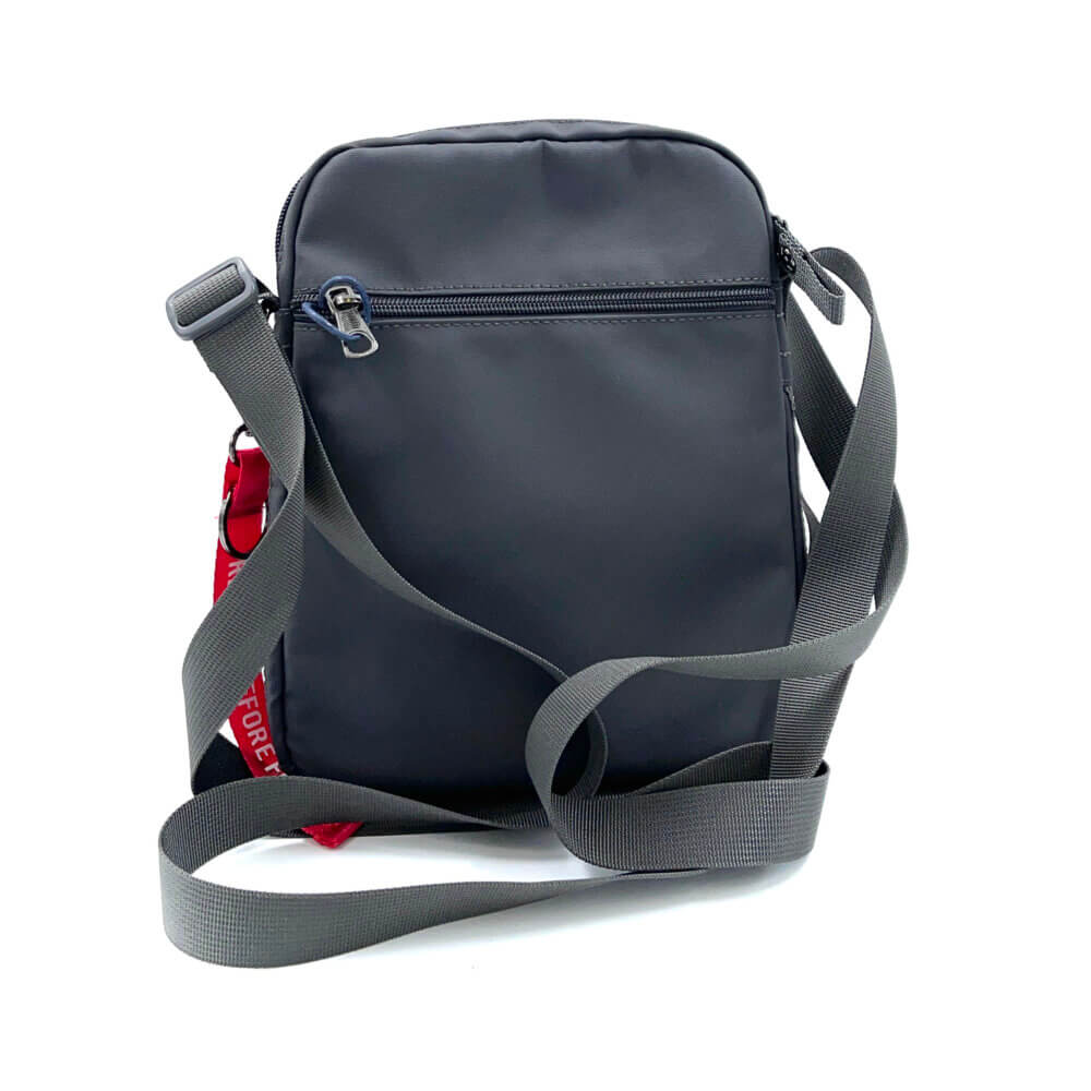 TFA - Ανδρική τσάντα χιαστί AM-341-ANTHRACITE