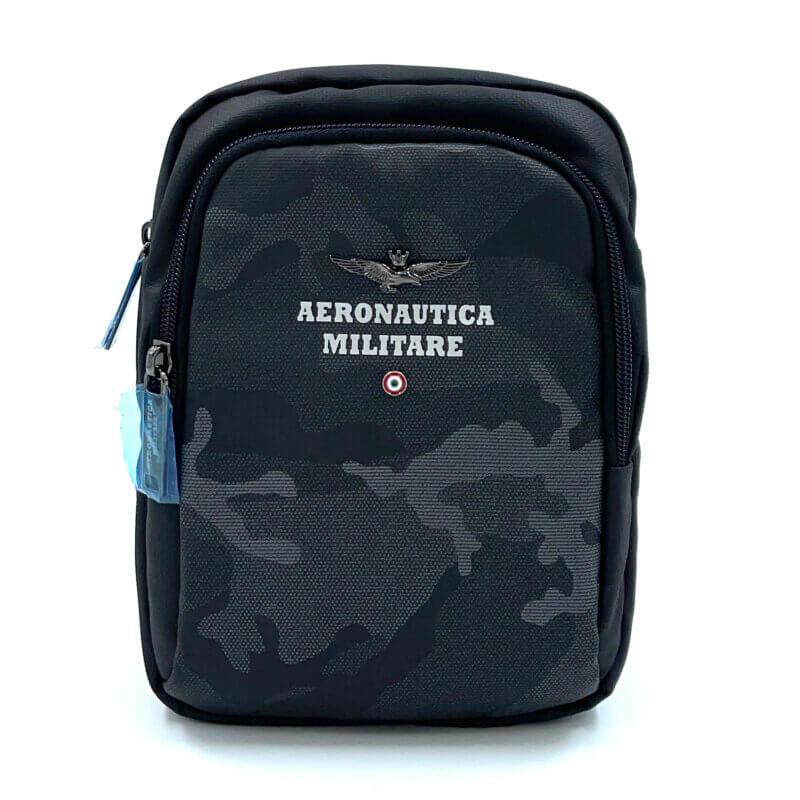 TFA - Crossbody bag Aeronautica Militare 360 Nero