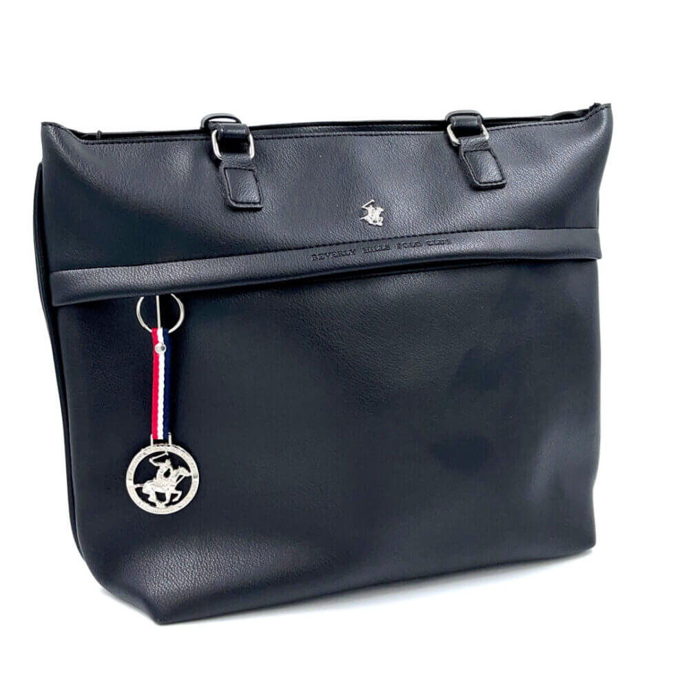 TFA - Τσάντα χειρός POLO BH-2302-NERO