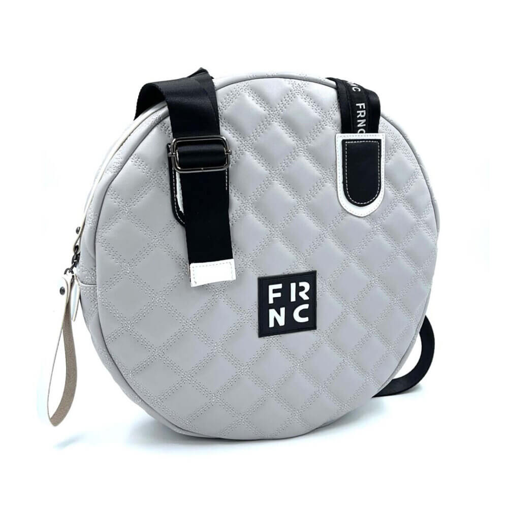 TFA - Τσάντα χειρός FRNC-1276-GREY