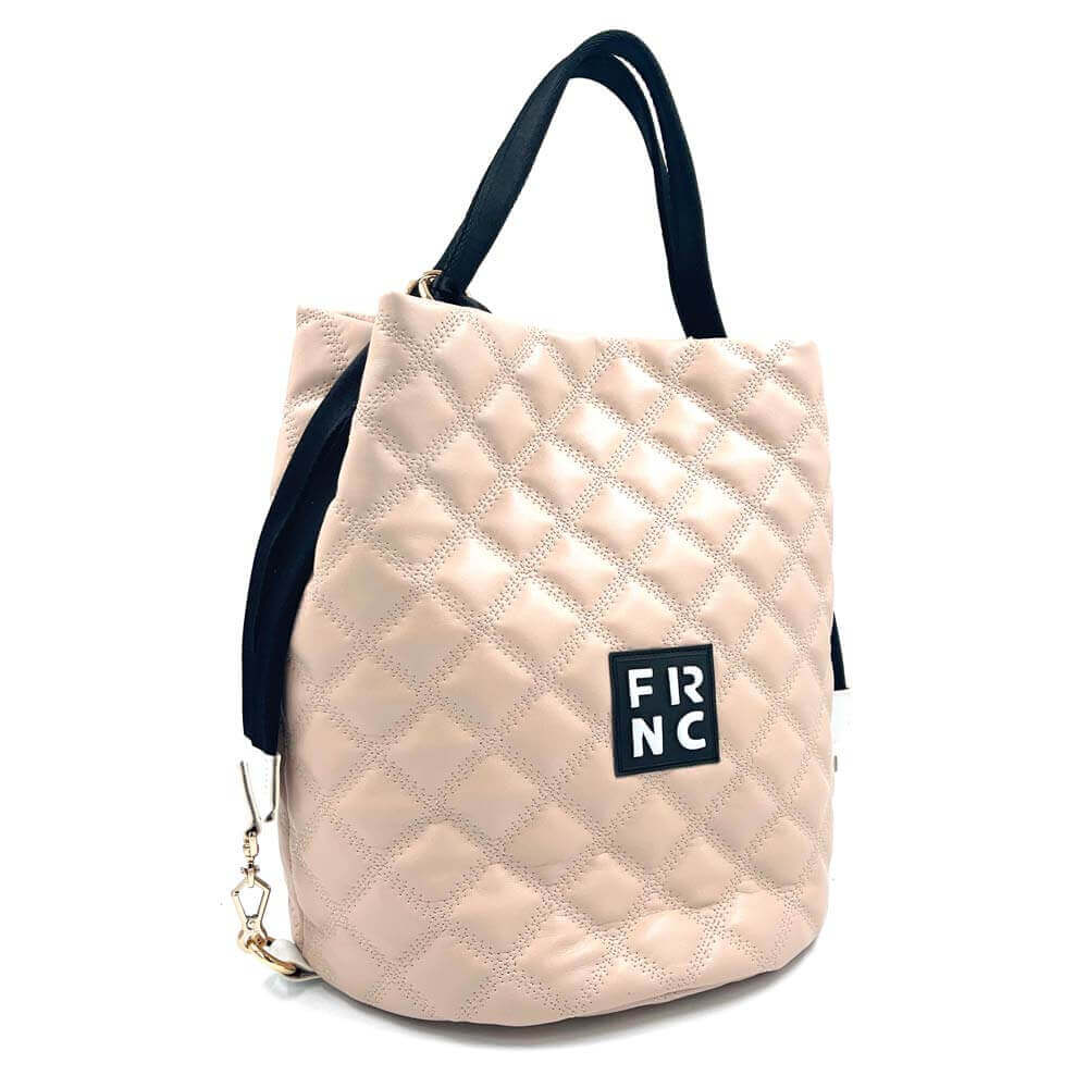 TFA - Τσάντα χειρός FRNC-1299 - nude
