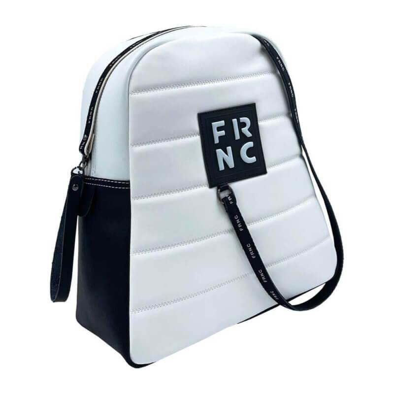 TFA - Σακίδιο πλάτης (backpack) FRNC-2132 - λευκό