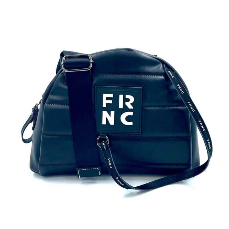 TFA - Τσάντα χιαστί FRNC-2138 - μαύρο