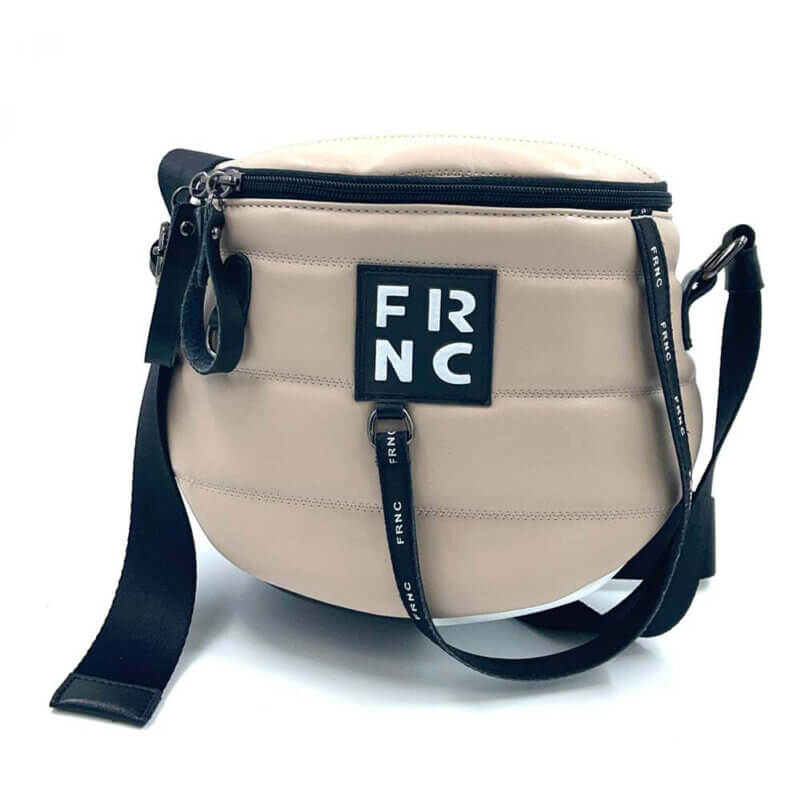 TFA - Τσάντα χιαστί FRNC-2139 - μπεζ