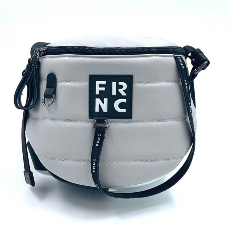 TFA - Τσάντα χιαστί FRNC-2139 - γκρι