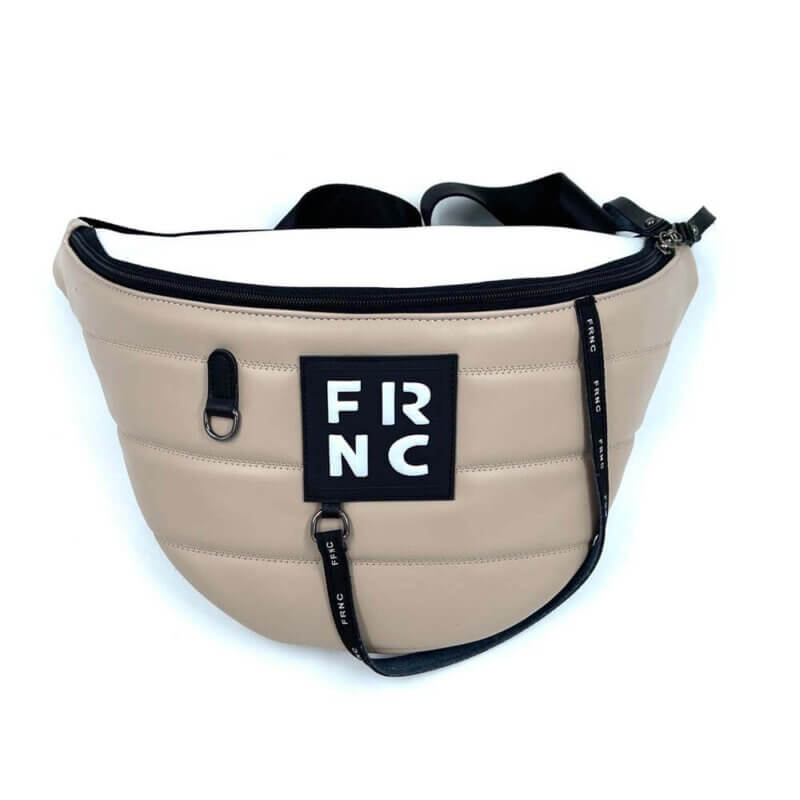 TFA - Τσάντα μέσης FRNC-2146 - μπεζ