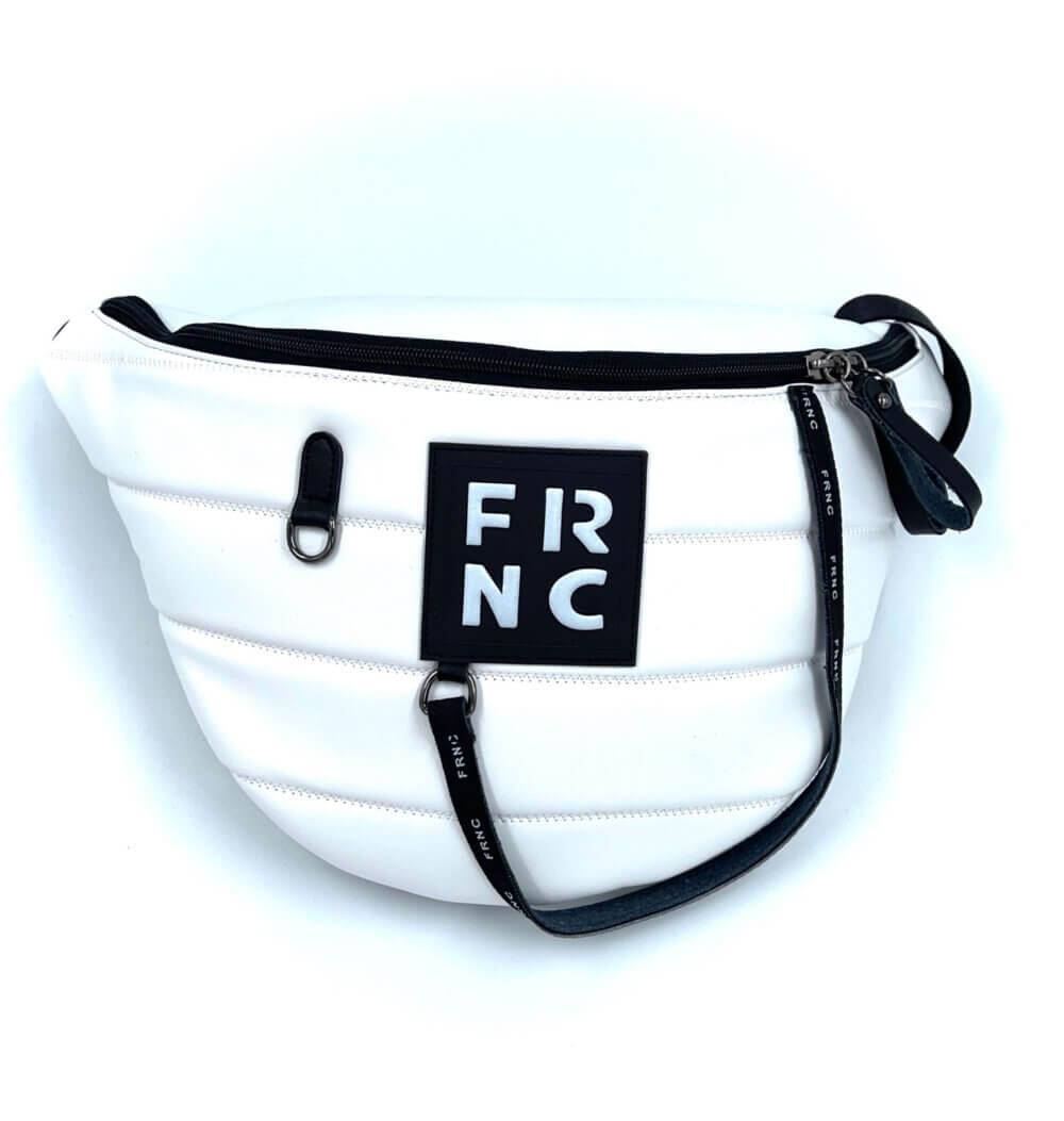 TFA - Τσάντα μέσης FRNC-2146 - λευκό