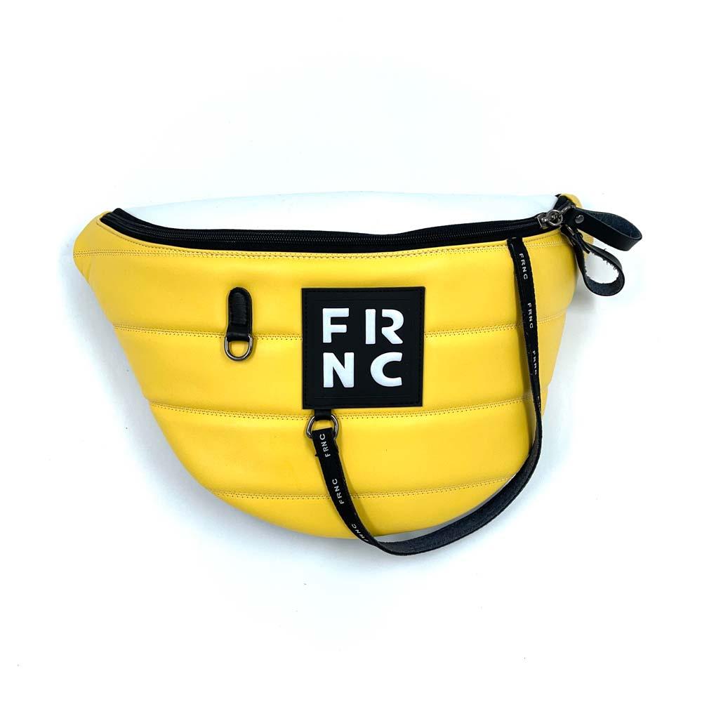 TFA - Τσάντα μέσης FRNC-2146 - κίτρινο