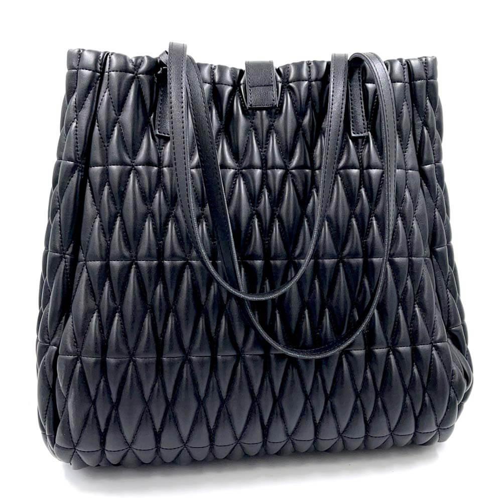 TFA - Τσάντα χειρός FRNC-3019-BLACK
