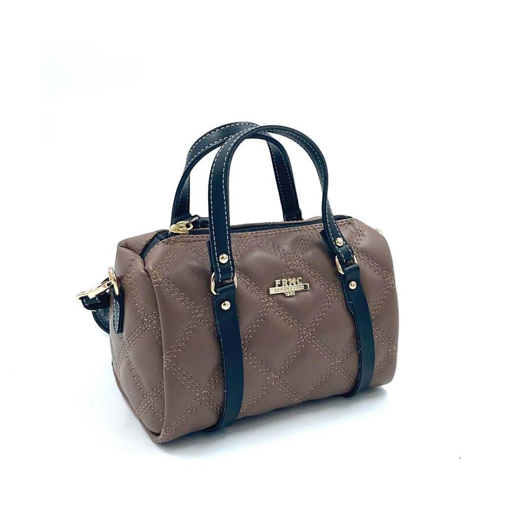 TFA - Τσάντα χειρός FRNC-WAL046K-BEIGE