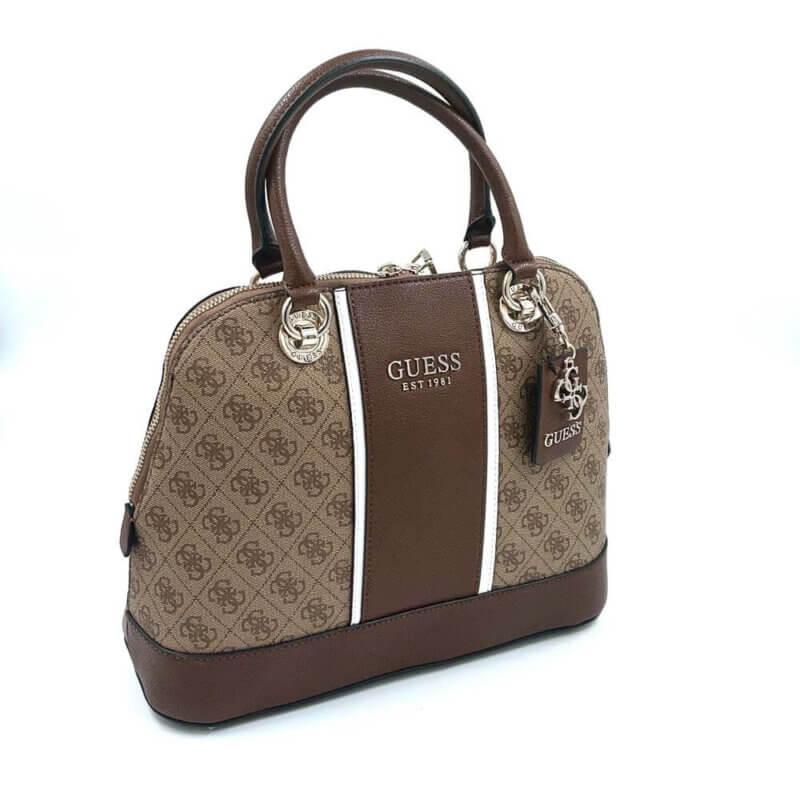 TFA - Τσάντα χειρός SG-773707-BROWN
