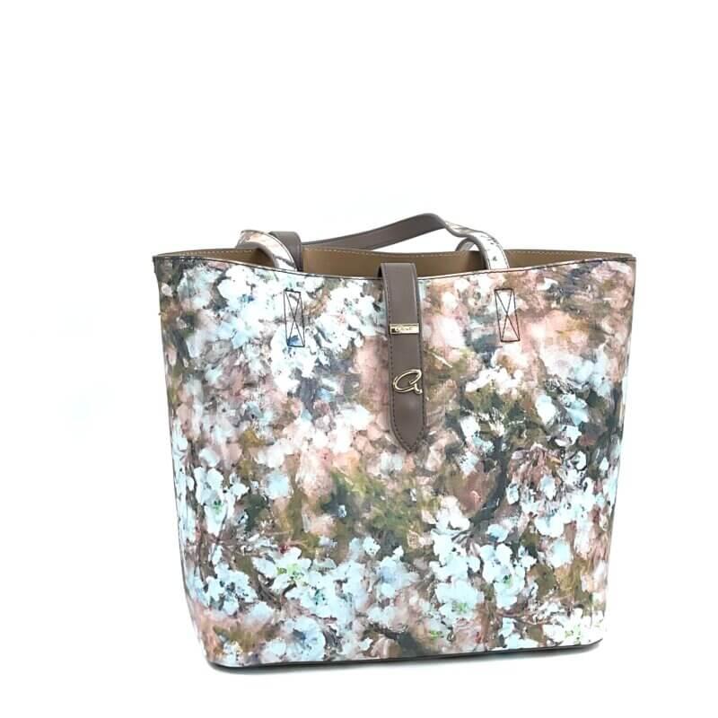 TFA - Γυναικεία τσάντα Shopper Garden Art by Axel