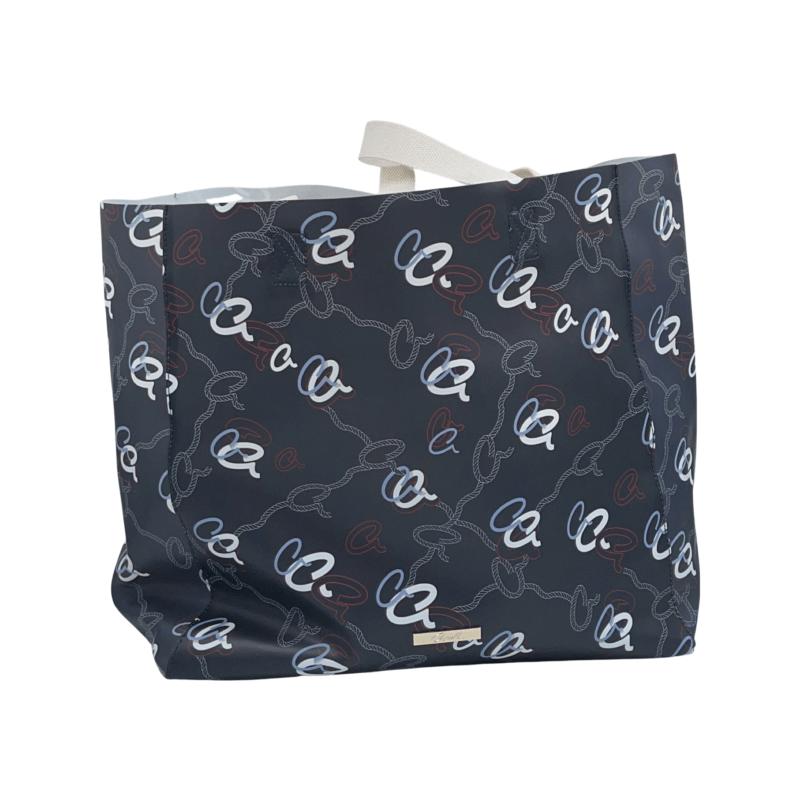 TFA - Τσάντα θαλάσσης Knot Monogram by Axel Μπλε